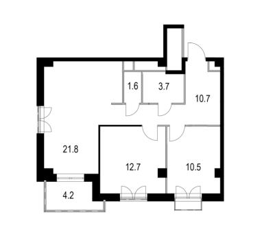 Апарт-комплекс Дом 128